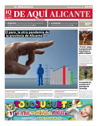 Provincia Alicante edición del 18 03 2021