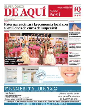 Horta Nord edición del 26 03 2021
