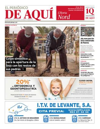 Horta Nord edición del 09 04 2021