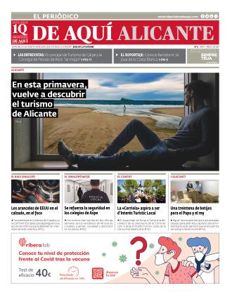 Provincia Alicante edición del 16 04 2021