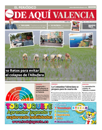 Valencia edición del 16 04 2021