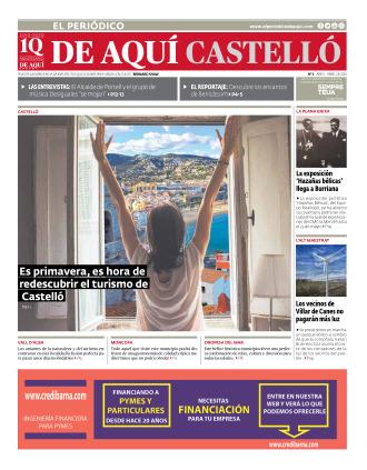 Provincia Castellón edición del 19 04 2021