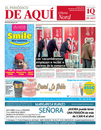 Horta Nord edición del 23 04 2021