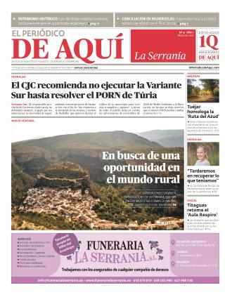 La Serranía edición del 30 04 2021