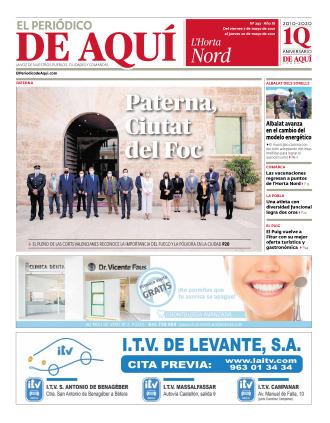 Horta Nord edición del 07 05 2021