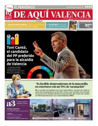 Valencia edición del 21 05 2021
