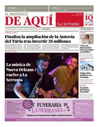 La Serranía edición del 21 05 2021