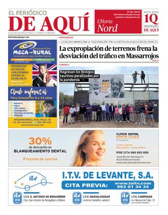 Horta Nord edición del 04 06 2021