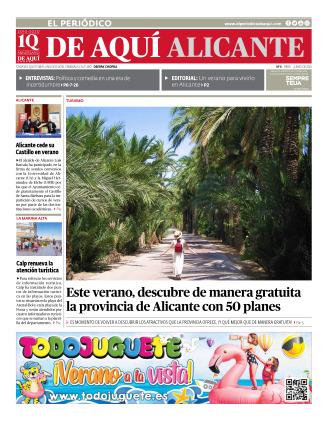 Provincia Alicante edición del 16 06 2021
