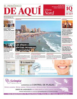 Horta Nord edición del 18 06 2021