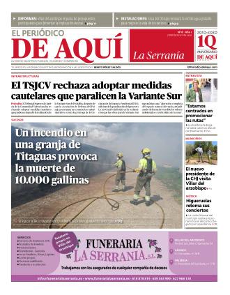 La Serranía edición del 18 06 2021