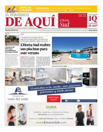 Horta Sud edición del 22 06 2021