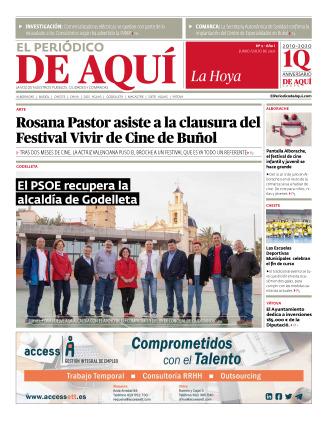 Hoya de Buñol edición del 25 06 2021