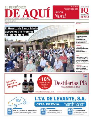 Horta Nord edición del 02 07 2021