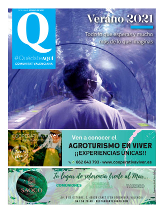 Edición PDF Turismo de Aquí verano 2021
