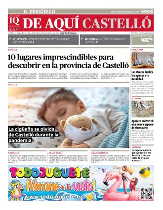 Provincia Castellón edición del 09 07 2021
