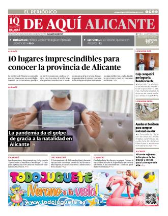 Provincia Alicante edición del 09 07 2021