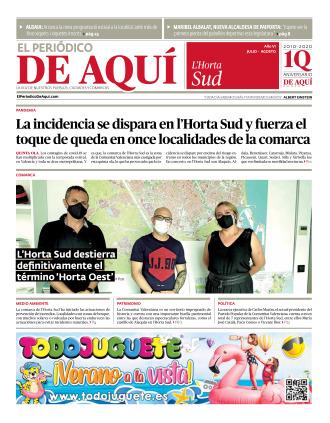 Horta Sud edición del 16 07 2021