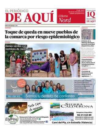 Horta Nord edición del 16 07 2021