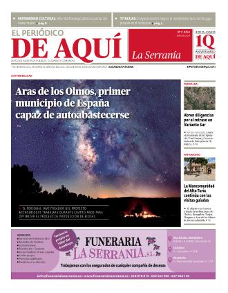 La Serranía edición del 20 07 2021