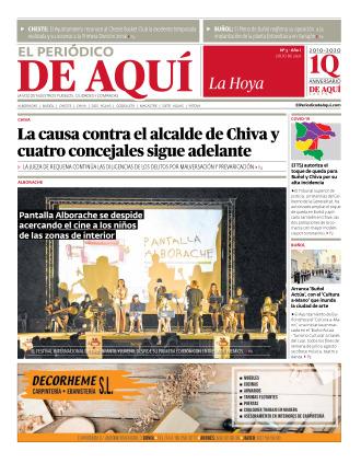 Hoya de Buñol edición del 23 07 2021