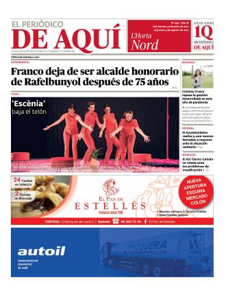 Horta Nord edición del 30 07 2021