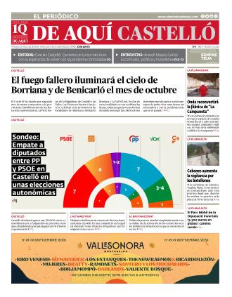 Provincia Castellón edición del 06 08 2021
