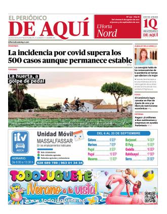 Horta Nord edición del 06 08 2021