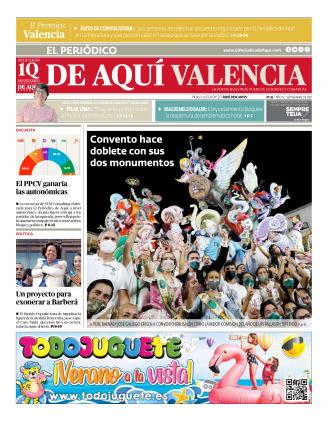 Valencia edición del 03 09 2021