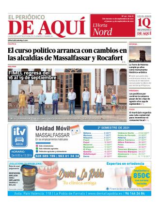 Horta Nord edición del 10 09 2021