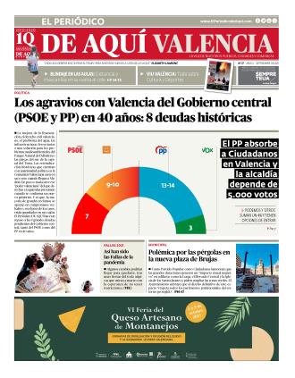 Valencia edición del 17 09 2021