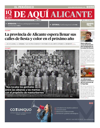 Provincia Alicante edición del 21 09 2021