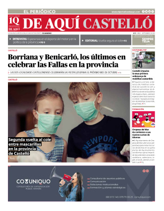Provincia Castellón edición del 21 09 2021