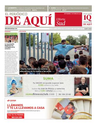 Horta Sud edición del 23 09 2021