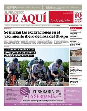 La Serranía edición del 23 09 2021