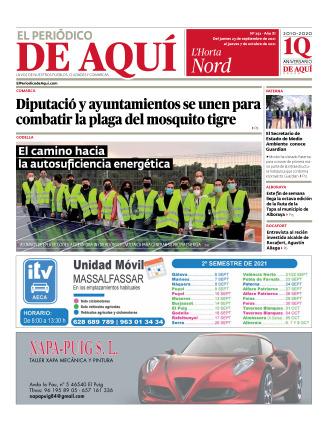 Horta Nord edición del 23 09 2021
