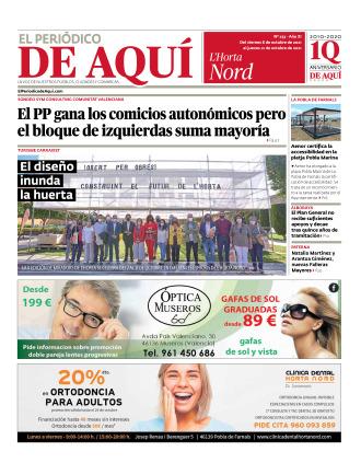 Horta Nord edición del 08 10 2021