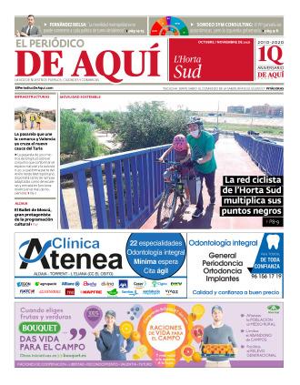 Horta Sud edición del 15 10 2021
