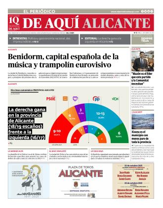 Provincia Alicante edición del 20 10 2021