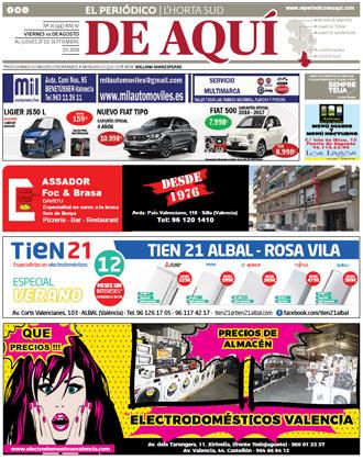 edición pdf 10 Agosto 2018 Horta Sud