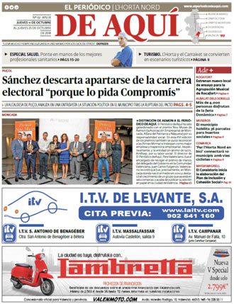 edición pdf 11 Octubre 2018 Horta Nord
