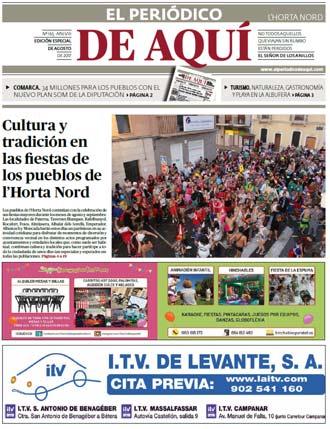 edición pdf 11 Agosto 2017 Horta Nord