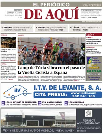 edición pdf 11 Agosto 2017 Camp de Túria