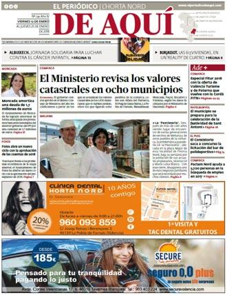 edición pdf 12 Enero 2018 Horta Nord