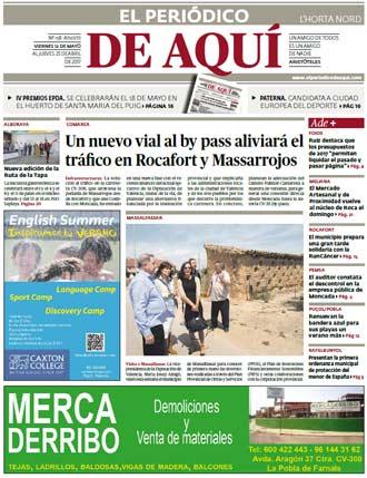 edición pdf 12 Mayo 2017 Horta Nord
