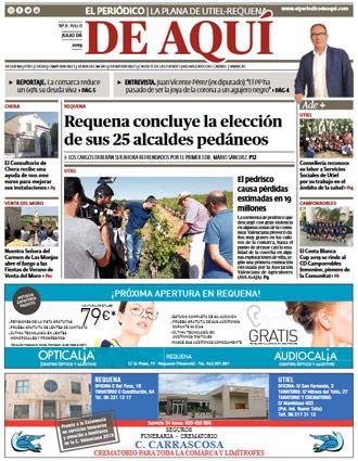 edición pdf 12 Julio Utiel Requena
