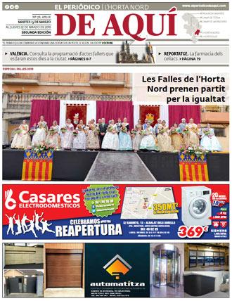 edición pdf 13 Marzoo 2018 Horta Nord