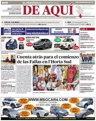 edición pdf 13 Marzo 2018 Horta Sud