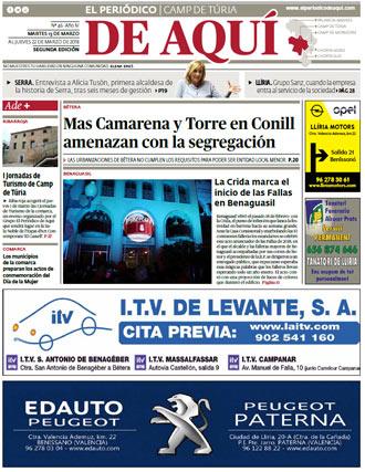 edición pdf 13 Marzo 2018 Camp de Túria