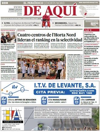 edición pdf 13 Julio 2018 Horta Nord